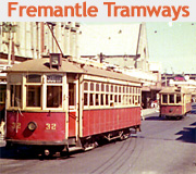 Fremantle Tramways link