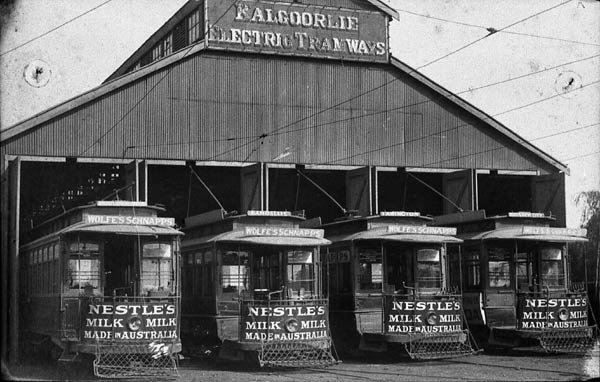Kalgoorlie Trams Car Barn